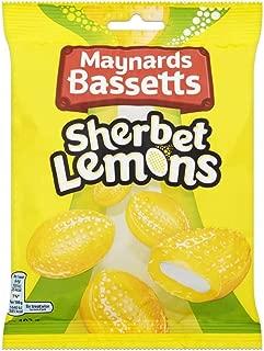 Bassetts Sherbert Lemons 192g (3 Pack)