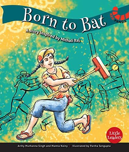 Born to Bat (Little Leaders) (English Edition)