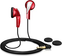 Sennheiser MX 365 Earphones - Red