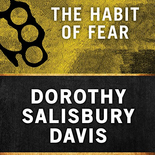 The Habit of Fear audiobook cover art