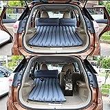 lquide Luftbett Aufblasbares Auflage SUV-Auto-Aufblasbares Bett Für Die Meisten Autos, Grau