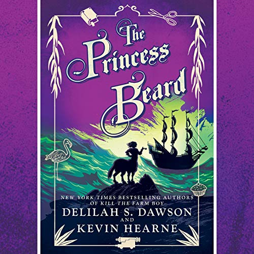Couverture de The Princess Beard