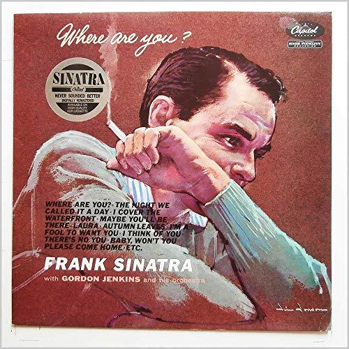 Where are you ? (1957, RI#caps2600181) [Vinyl LP]
