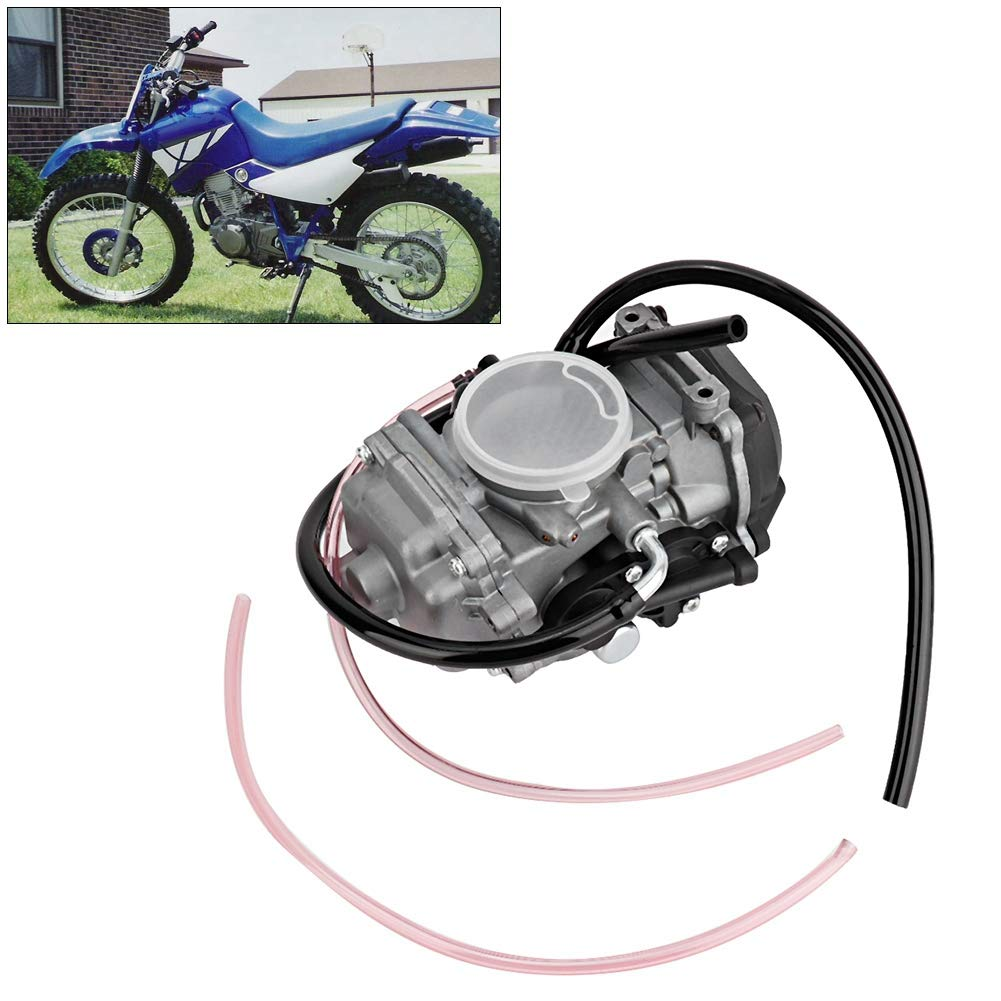 Aquiver Auto Parts New Intake Manifold Carburetor Boot for 1999-2004 Yamaha Bear Tracker YFM250