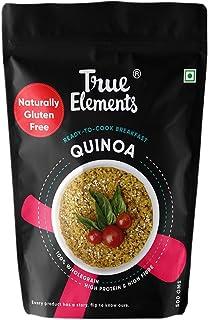 True Elements Quinoa 500g - Breakfast Food, Quinoa Grain, Healthy Cereal