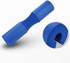 LIXHZJ Almofada de agachamento para barbell, absorvente de choque, almofada de proteção para pescoço e agachamento/672 (co...