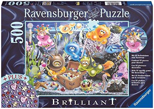 Ravensburger - Puzzle Gelini de 500 Piezas