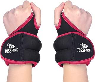 weighted wrist cuffs