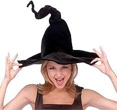 black velvet witch hat