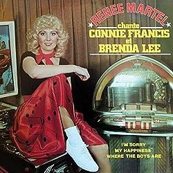 Chante Connie Francis Et Brenda Lee by Martel, Renee (2014-07-08)