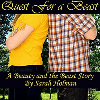 Quest for the Beast audiobook cover art