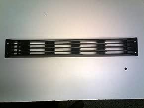 Boat Marine Vent Louver Zebra Black 17-1/4