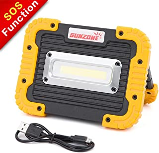 battery powered led work light