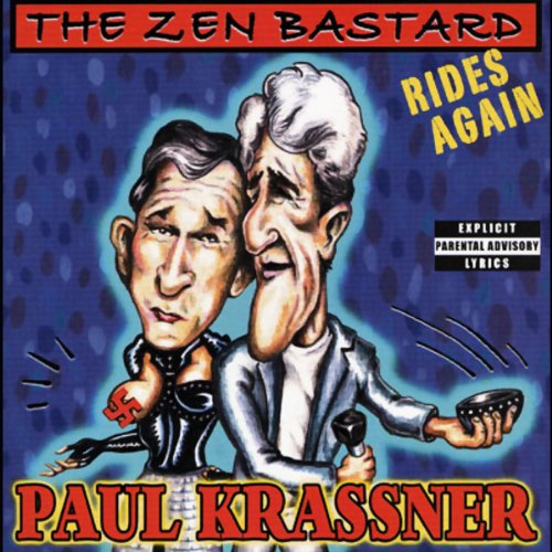 The Zen Bastard Rides Again audiobook cover art