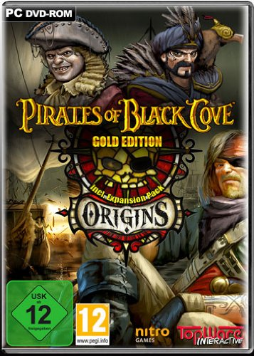 Pirates of Black Cove (Gold Edition) - [PC]