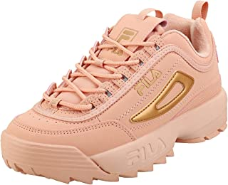 FILA Disruptor II Women's Sneakers, Rose/Spanish Villa