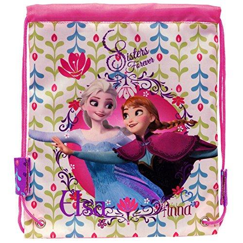 Disney Frozen Elsa Y Anna Bolsa de la Merienda