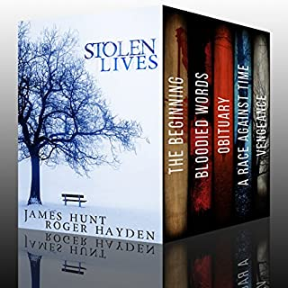 Stolen Lives SuperBoxset audiobook cover art
