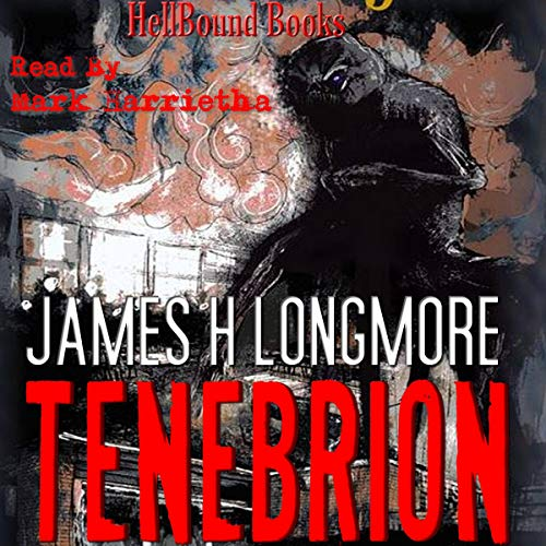 Tenebrion audiobook cover art