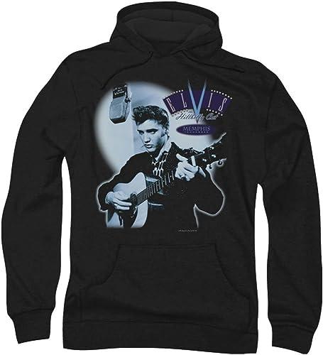 Elvis Presley - - Hillbilly Cat sweat à capuche pour hommes