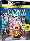 ¡Canta! (4K Ultra HD) [Blu-ray]