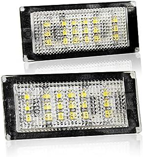 LED Kennzeichenbeleuchtung mit Zulassung Canbus Plug&Play V 030101