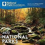 2022 National Park Foundation Wall Calendar: 12-Month Nature Calendar & Photography Collection (Monthly Calendar)