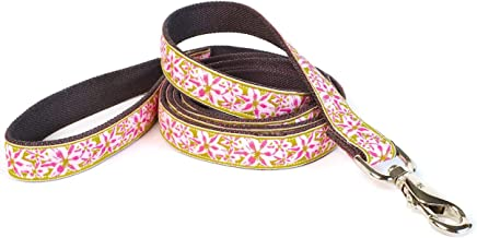 product image for Earthdog Hemp Collar Collection 6 ft. Leash Indi