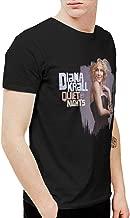 PeterF Men's Diana Krall Quiet Nights T-Shirt Black