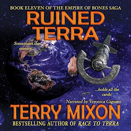 Ruined Terra audiobook cover art