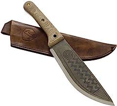 Condor Primitive Sequoia Knife - 1075 Karbonstahl, Matt Graham Design