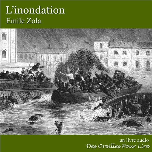 L'inondation  audiobook cover art