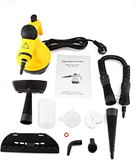 Delicacygoodsae Multi Purpose Electric Steam Cleaner Portable Handheld Steamer Household Cleaner Attachments Kitchen Brush...