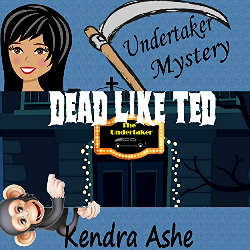 Dead Like Ted audiobook cover art