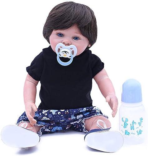 GFQ Lebensechte wiedergeborene Babypuppen realistische handgemachte Babys für Kinder Kunststoff mädchen Spielzeug Kinder Geschenk