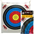 Morrell Supreme Range Bag Archery Target Replacement Cover (Cover ONLY), White (119RC)