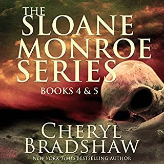 Sloane Monroe Series Set Two: Books 4-5                   By:                                                                                                                                 Cheryl Bradshaw                               Narrated by:                                                                                                                                 Crystal Sershen                      Length: 11 hrs and 29 mins     32 ratings     Overall 4.7