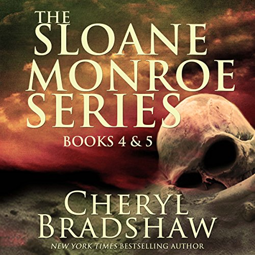 Sloane Monroe Series Set Two: Books 4-5 audiobook cover art