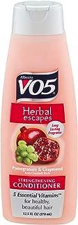 Vo5 Cnd Herbal Esc Pom & Size 12.5z Vo5 Conditioner Herbal Escapes Pomegranate & Grapeseed 12.5z