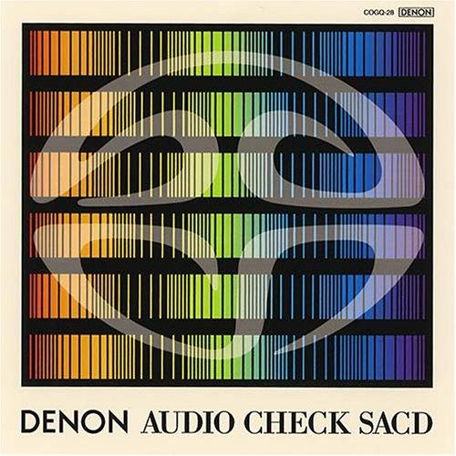 Denon Audio Check Sacd