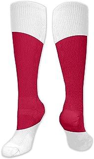 Tonesum, Calcetines con estampado de la bandera de Japón Calcetines abrigados Botas Calcetines deportivos modernos y cálidos 50CM