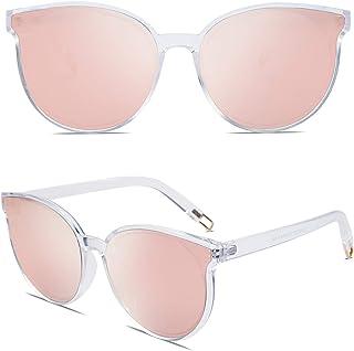 Fashion Round Sunglasses for Women Men Oversized Vintage...