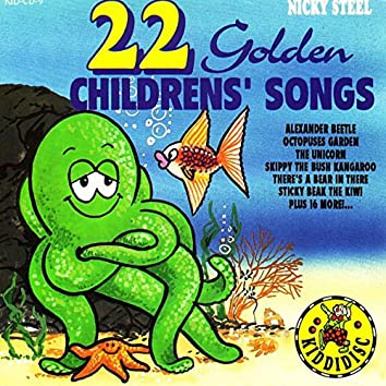 22 Golden Children's Songs