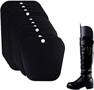 Satisfounder Boot Tree Shaft Boots Shapers Knee High Tall Boots Great Support Form Shaping Inserts for Womens and Mens Shoes