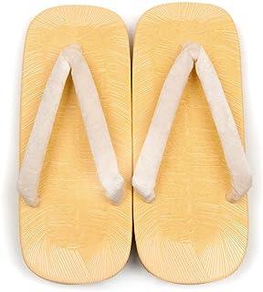 KYOETSU Men's Cushion Gum Rubber Setta Geta for Kimono and Yukata 25 cm - 28 cm