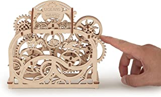 S.T.E.A.M. Line Toys UGears Models 3-D Wooden Puzzle - Mechanical Theater
