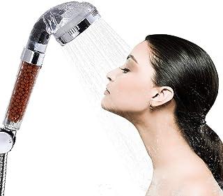 Alcachofa de ducha, Bukm ahorro de agua, filtro iónico