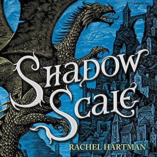 Shadow Scale                   By:                                                                                                                                 Rachel Hartman                               Narrated by:                                                                                                                                 Mandy Williams,                                                                                        W. Morgan Sheppard                      Length: 18 hrs and 9 mins     1 rating     Overall 4.0