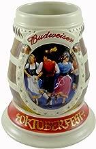 Anheuser-Busch 2002 OKTOBERFEST STEIN CS532 German Beer Budweiser Bud New