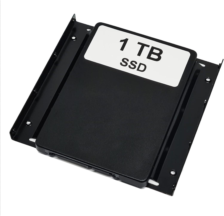 Disco duro SSD de 1 TB con marco de montaje (2,5